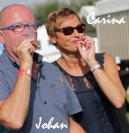Johan & Carina