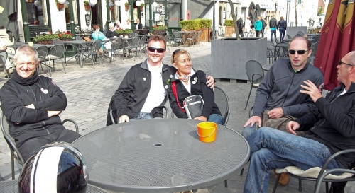 4-Stedentocht 2011 06