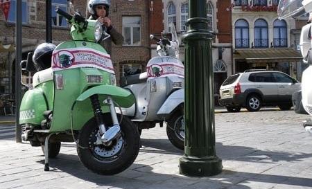Classic Scooter Limburg 2010 02