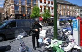 Classic Scooter Limburg 2010