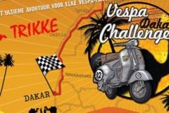 Den Trikke naar Dakar 2012