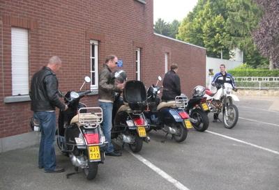 Motortreffen Pellenberg 2009 01