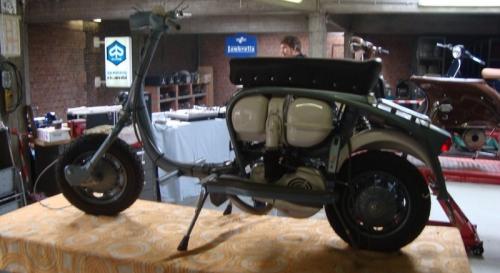 Opendeur Lambretta-Finder 2009 04