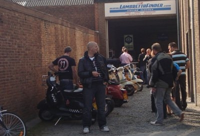 Opendeur Lambretta-Finder 2009 17