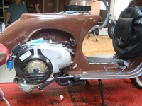 Opendeur Lambretta-Finder 2009 05