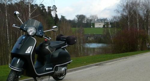 Renaissance trip La Hulpe 2014 04