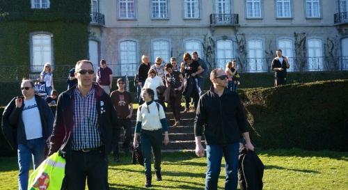 Renaissance trip La Hulpe 2014 18