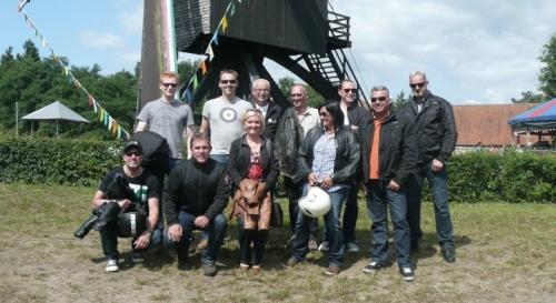 Rock Werchter Route 2012 18