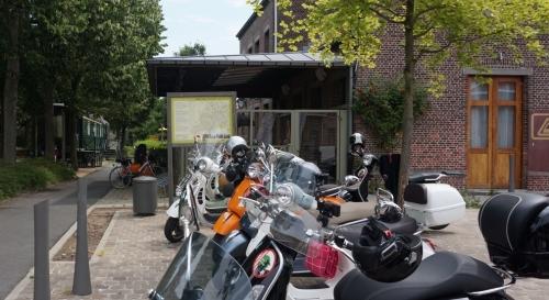 Scheldelandroute 2015 01
