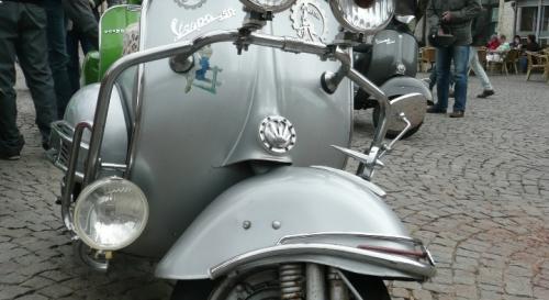 Scooter Oldtimertreffen 2012 05