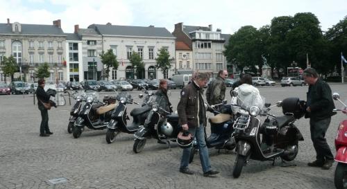 Scooter Oldtimertreffen 2012 02