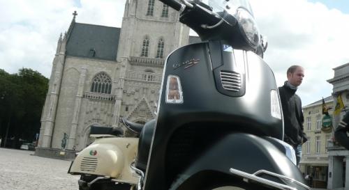 Scooter Oldtimertreffen 2012 03