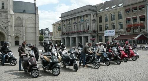 Scooter Oldtimertreffen 2012 06