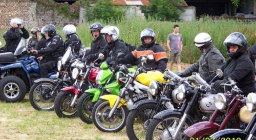 Scooter Oldtimertreffen 2012 29