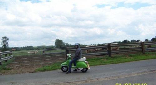 Scooter Oldtimertreffen 2012 32