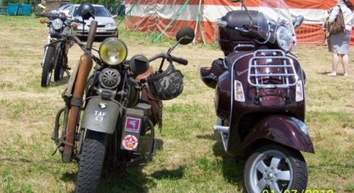 Scooter Oldtimertreffen 2012 50