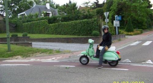 Scooter Oldtimertreffen 2012 56