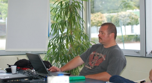 VCL Training 2011 02