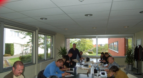 VCL Training 2011 09