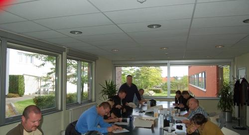 VCL Training 2011 09