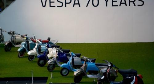 Vespa 70 jaar 42