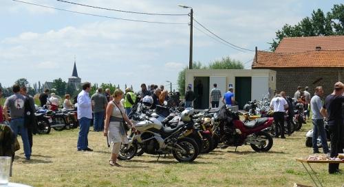 Vespa Oldtimerrondrit 2011 40