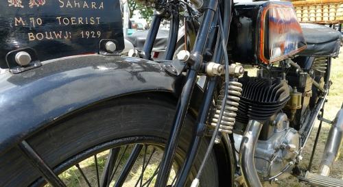 Vespa Oldtimerrondrit 2011 27