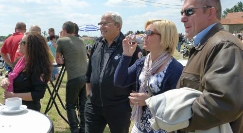 Vespa Oldtimerrondrit 2011 37