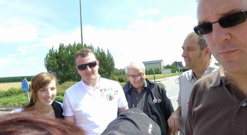 Vespa Oldtimerrondrit 2011 47