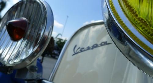 Vespa Oldtimerrondrit 2011 54