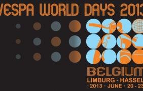 Vespa world days Hasselt 2013