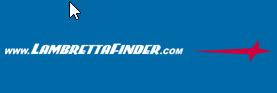 Lambrettafinder-logo