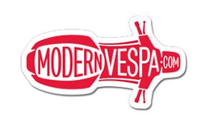 modern vespa forum logo